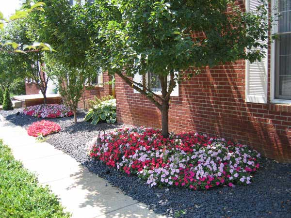 Flower Bed Installations and Designs Begonia Brothers Northville